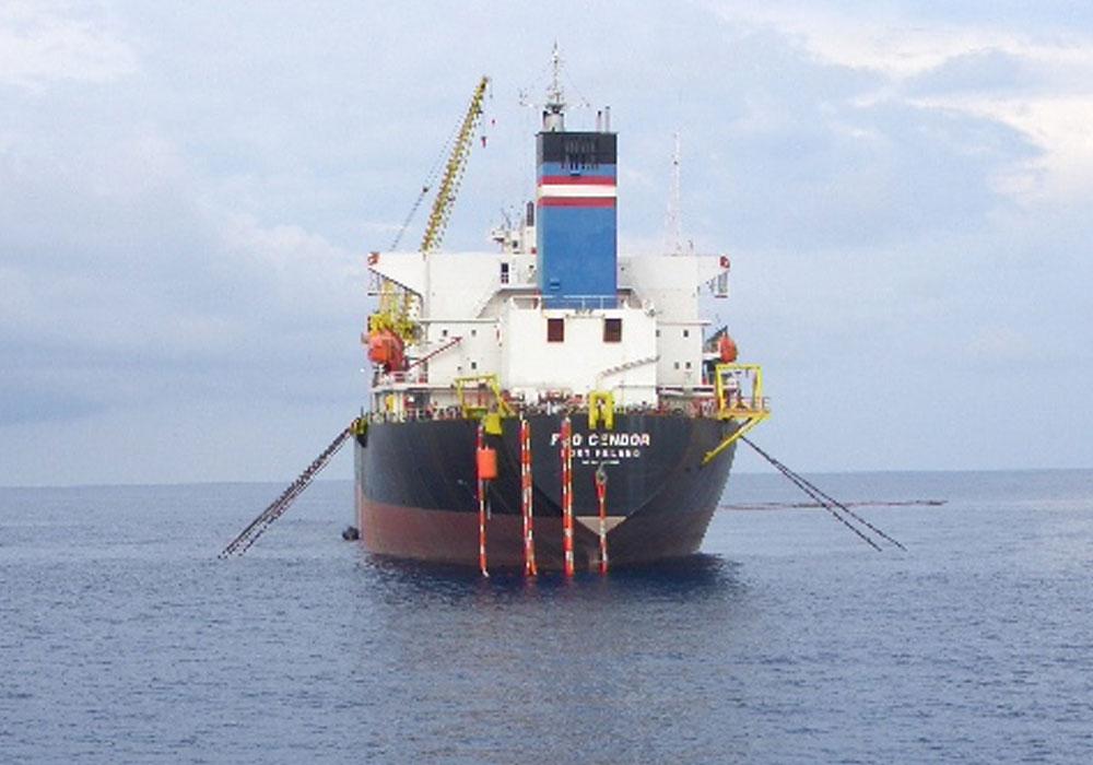 Spread Mooring Systems London Marine Consultants